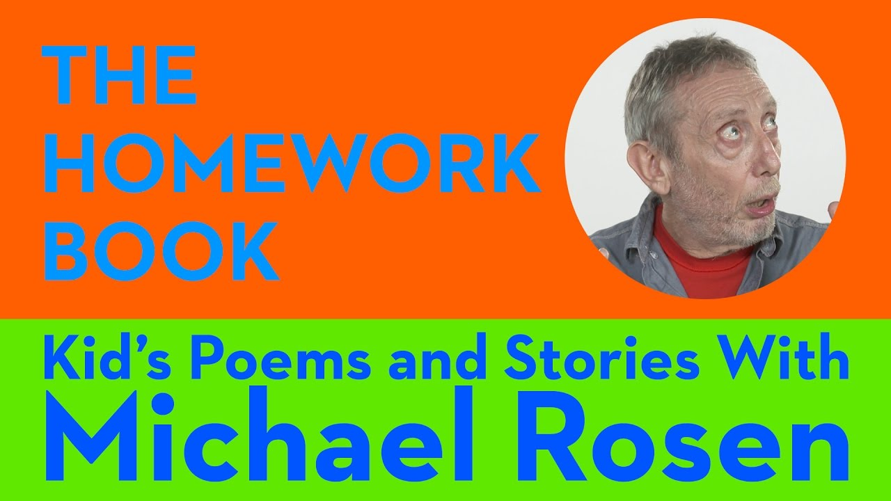 Kids Poems And Stories With Michael Rosenn