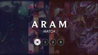 ARAM Match #126 | All Random All Mid