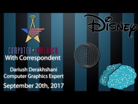 Dariush Derakshani, Computer Graphics Expert Talks Tech
