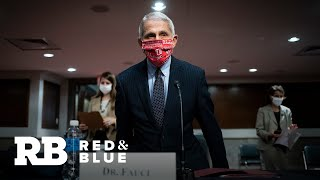 Dr. Fauci says U.S. could soon see 100,000 new coronavirus cases per day
