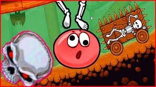 Новый Красный шарик Red ball 4 volume 5 смотреть как мультик для детей от Фаника