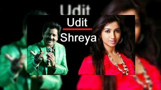 #Udit Narayan and Shreya Ghoshal super hit bengali song.Premer ei rasta dhore...#UditNarayanFansClub