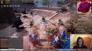 Ночной фарм ^^ (приватный сервер GameZ) Black Desert