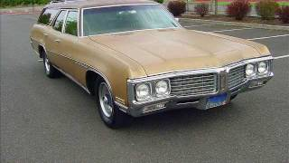 1970 Buick Estate Wagon - Loaded - Special Ordered when new - SOLD!