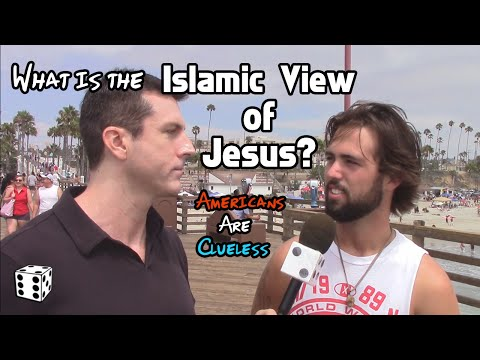 Americans are Clueless about Muslims Beliefs about Jesus