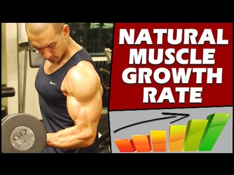 How Much Muscle Can You Gain Naturally, And How Fast?