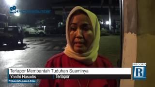 Diduga Nikahi Istri Orang, Ketua DPRD Padang Dilaporkan ke Polisi