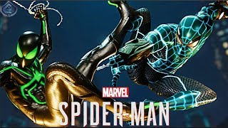 Spider-Man PS4 - Fear Itself and Stealth Suit Free Roam Gameplay!