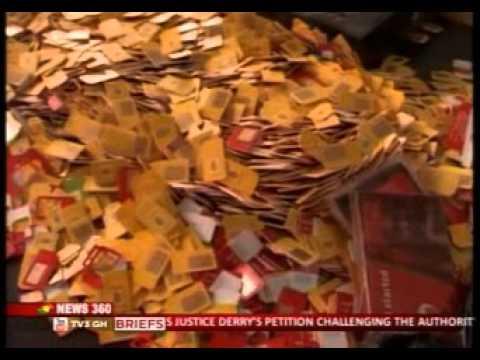 News360 - Simbox fraud gang busted, 8672 sim cards was retrieved  - 6/2/2016
