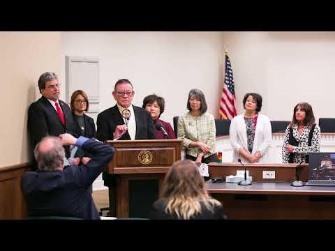 Sen. John McCoy's Legislative Update - 2/2/18