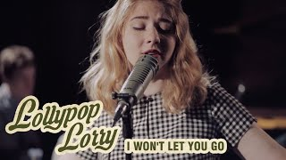Lollypop Lorry - I Won't Let You Go (live at Octopus, 8/05/2016)
