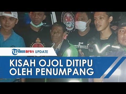 Driver Ojol Ditipu Penumpang Saat Antar Purwokerto-Solo, Dijanjikan Rp700 Ribu Tapi Kabur Saat Salat