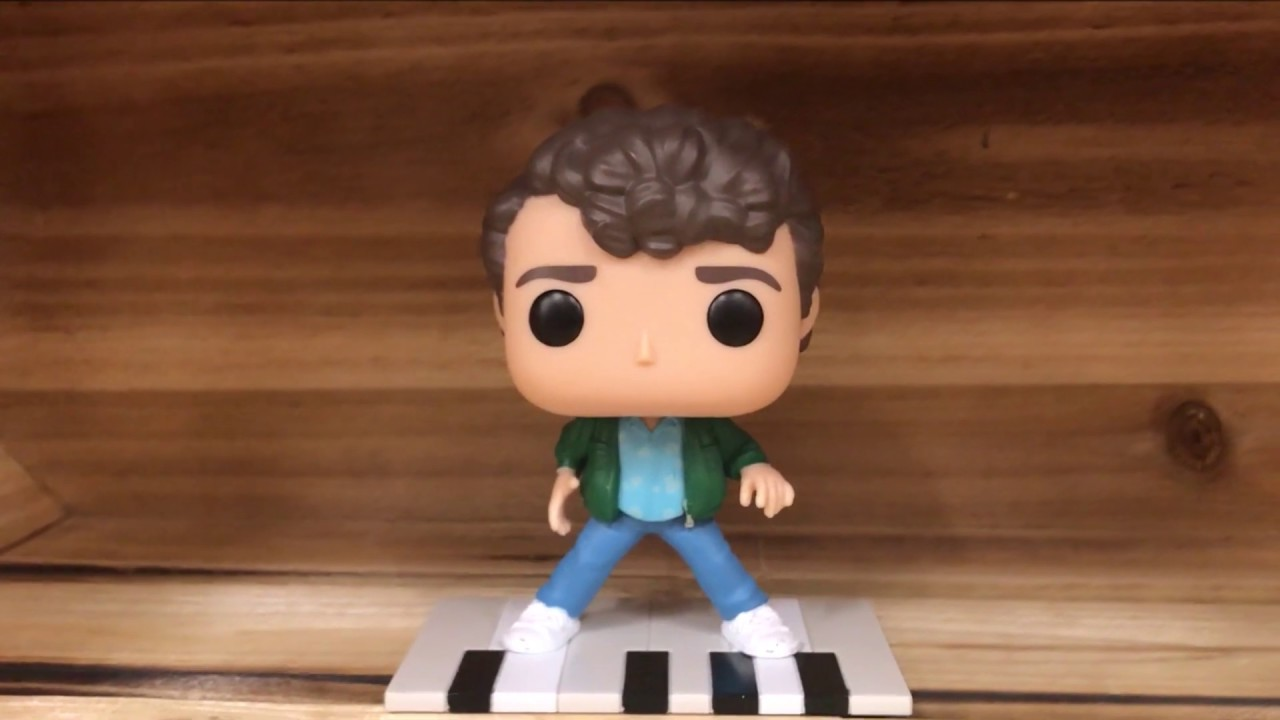 Josh Baskin piano BIG #795 FUNKO POP-Tom Hank Big Film Series-Neuf