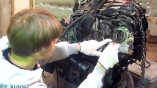 видео Промывка печки и установка дополнительного насоса через геркон в систему охлаждения