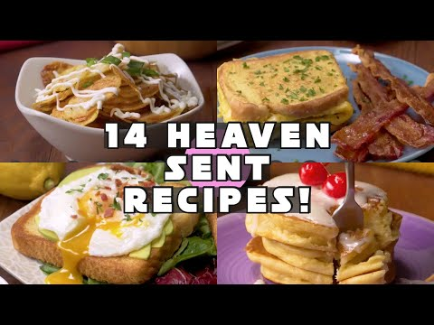 #YUM 14 Heaven Sent Recipes You Must Try!