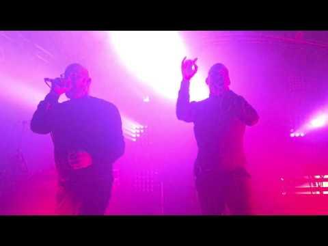 Covenant Lightbringer live at Markthalle, Hamburg 12.11.16