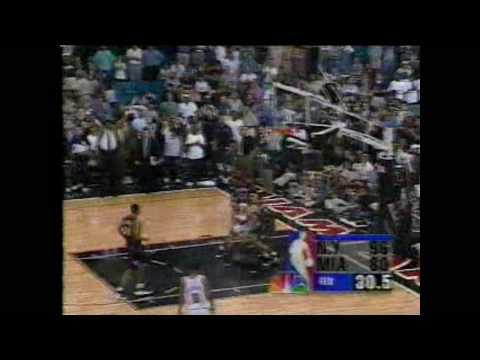 1998 NBA Playoffs: game 5, Knicks vs Heat part 16