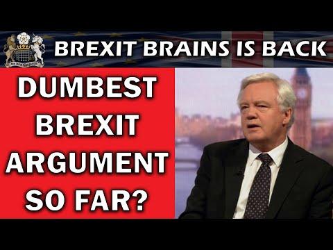 Dumbest Brexit Argument Yet?