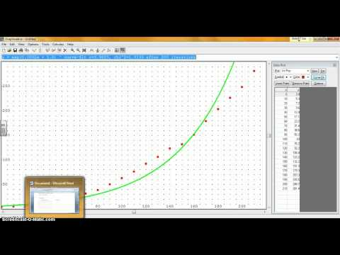 Using Word, Graphmatica And Equation Editor