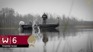 W6 Finesse Shad Westin Fishing