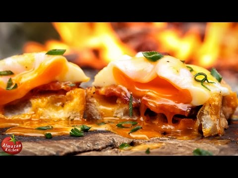 ULTIMATE EGGS BENEDICT! - Made in the Forest