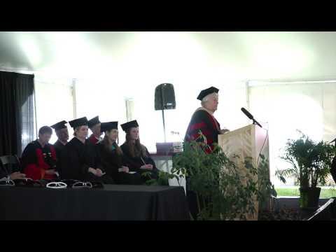 35th Annual Burlington College Commencement Ceremony