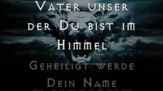 E nomine - Vater Unser [with lyrics]