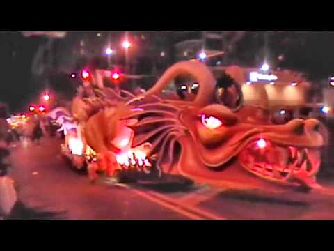 Mardi Gras in Mobile, Alabama!