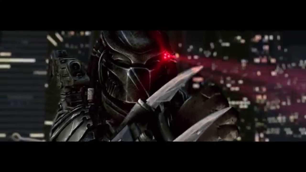 Predator evolution animated fan film