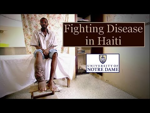 Fighting Disease in Haiti