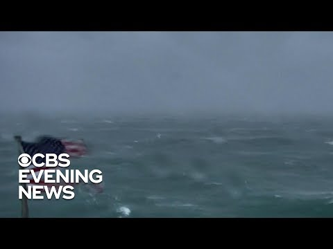 Hurricane Florence could bring 40 inches of rain, 13-foot storm surge