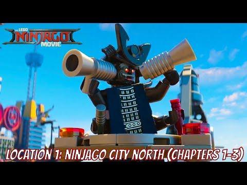 The LEGO Ninjago Movie Video Game - Location 1: Ninjago City North (Chapters 1-3)
