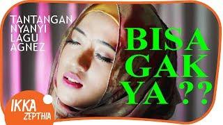 BISA GAK YA ?? di tantang bawa lagu AGNEZ MO - SEBUAH RASA ( COVER ) IKKA ZEPTHIA