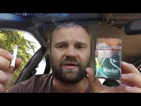 Обзор  Winston Blue & Green (Беларусь)