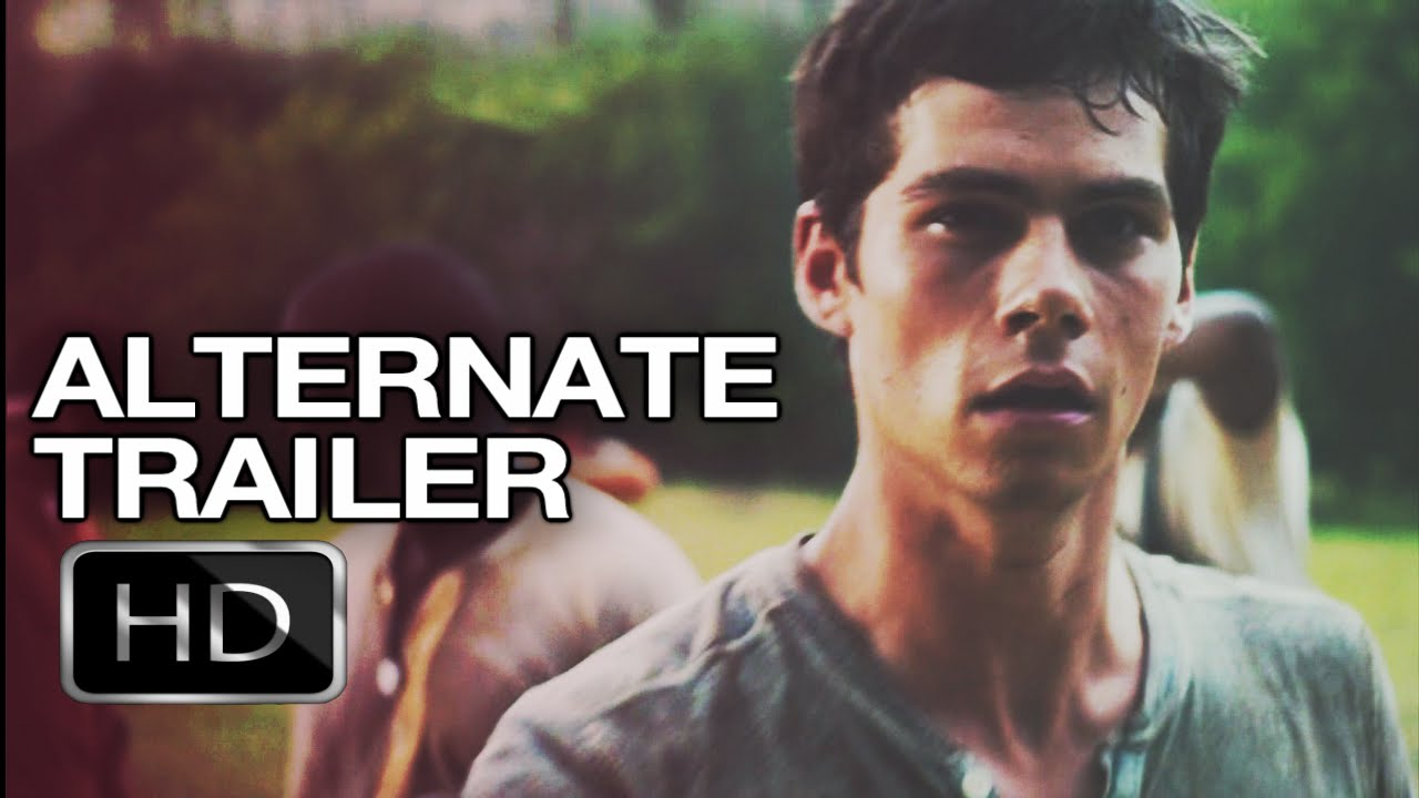 Download The Maze Runner Alternate Trailer (2014) - Dylan O'Brien Dystopian Movie HD
