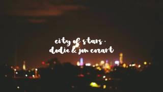 city of stars  // dodie and jon cozart  // audio (lyrics in description)