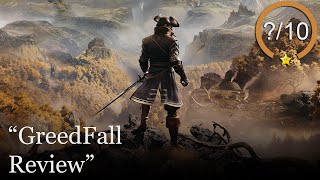 GreedFall Review [PS4, Xbox One, & PC] (Video Game Video Review)
