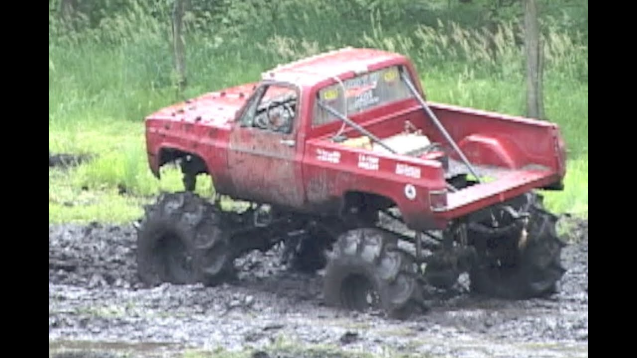 BIG MUD TRUCKS (EXTENDED)- Perkins Mud Bog