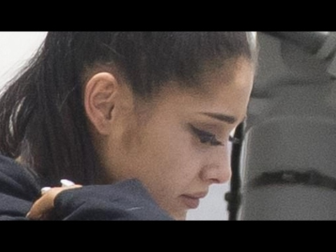 Ariana Grande Returns Home To Florida After Manchester Bombing
