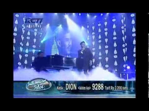 DION   Sio Mama   Top 5   INDONESIAN IDOL 2012