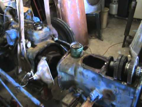 Ford 1710 Wiring Diagram Ford 8n Transmission And Parts How To Youtube