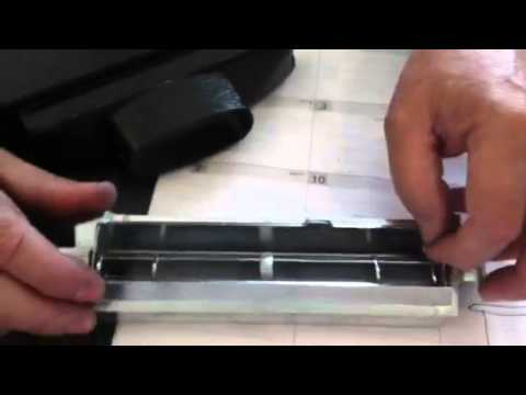 68 Camaro Center A C Vent Bezel Youtube