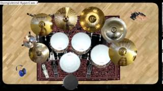Ayah feat Candil test Drum By Anjeli48 Mp3