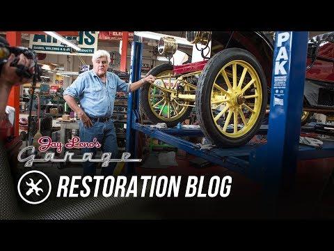 Restoration Blog: October 2017  Jay Leno's Garage