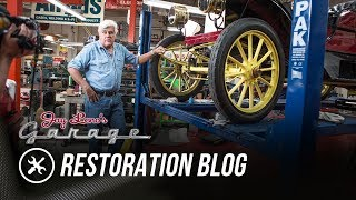 Restoration Blog: October 2017 - Jay Leno's Garage