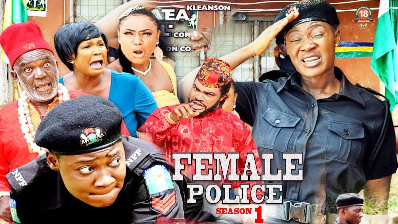 Female Police Season 1 - Mercy Johnson |New Movie| 2019 Latest Nigerian Nollywood Movie