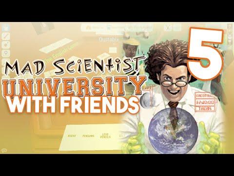 Mad Scientist University - Tabletop Simulator   Take Over The Bearable Secret Establishment