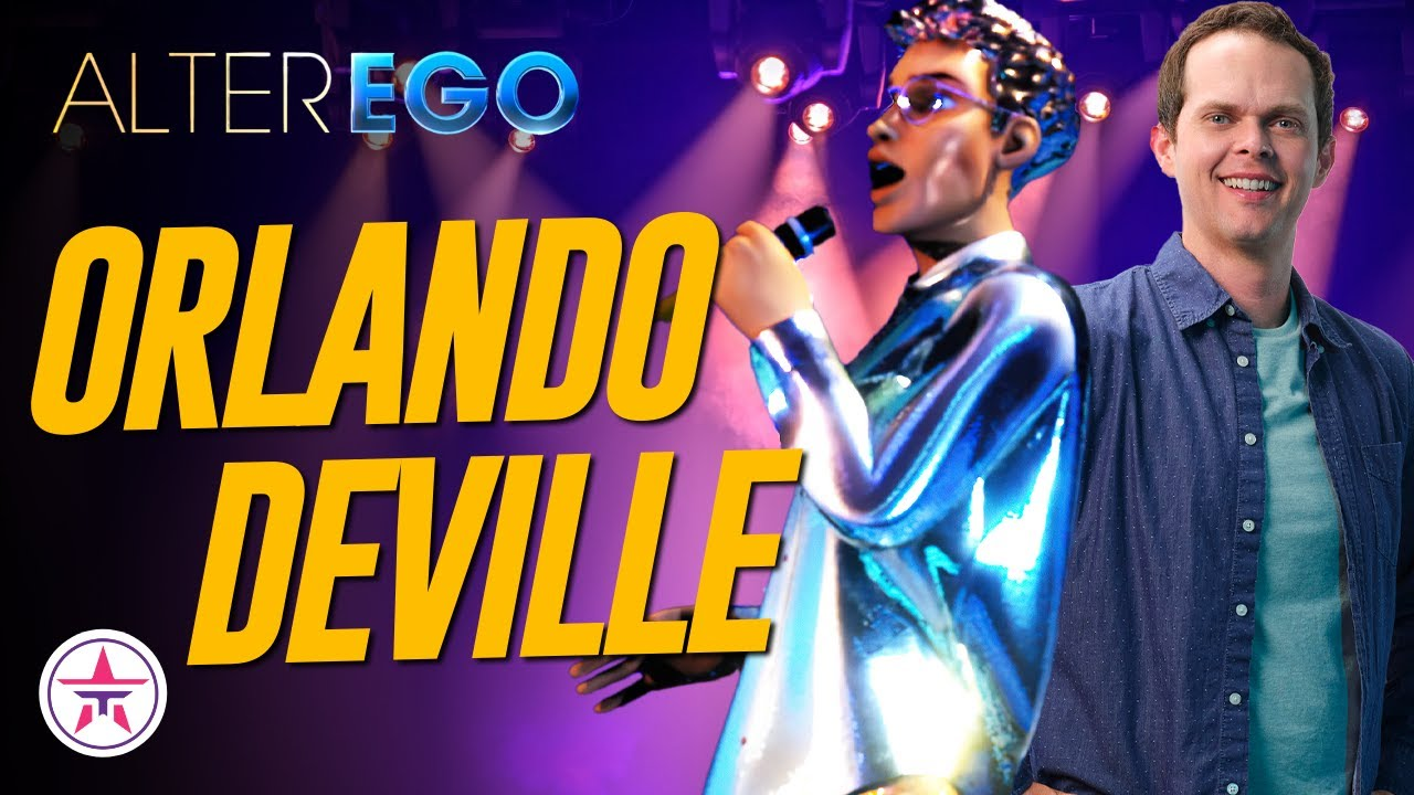 Alter Ego Contestant Orlando DeVille Talks About His Experience Behind the Scenes