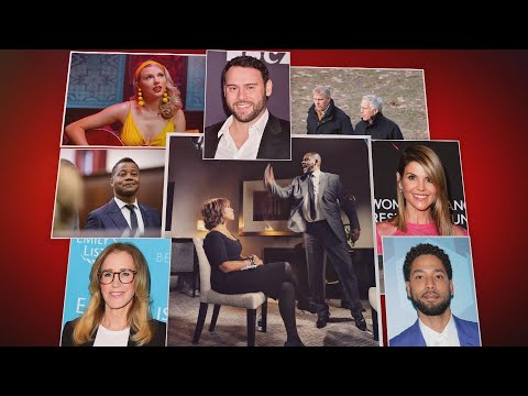 Delana's Dish - From R Kelly to Felicity Huffman the biggest celeb stories of 2019