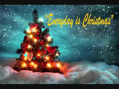 EVERYDAY IS CHRISTMAS-SWAG (CHEAP TRICK) - YouTube